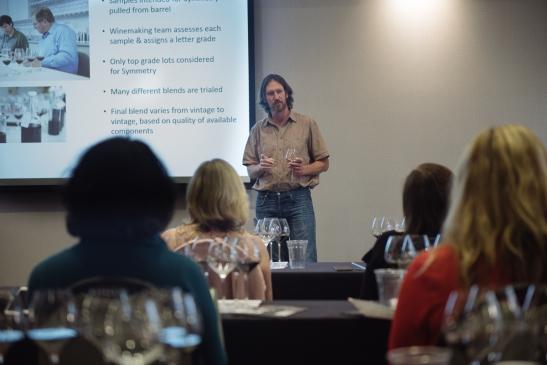 Rodney Strong winemaker