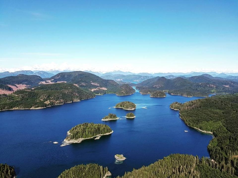 Campbell River Quadra Vancouver-Island-Canada -