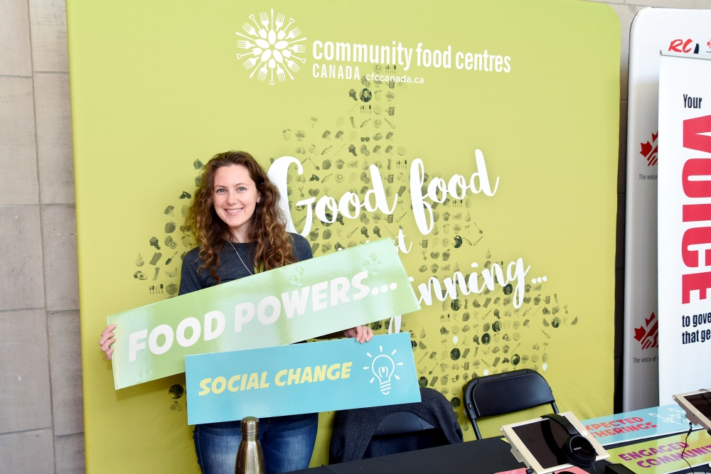food powers social change