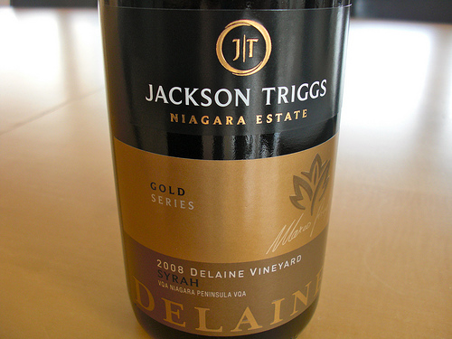 wines in niagara