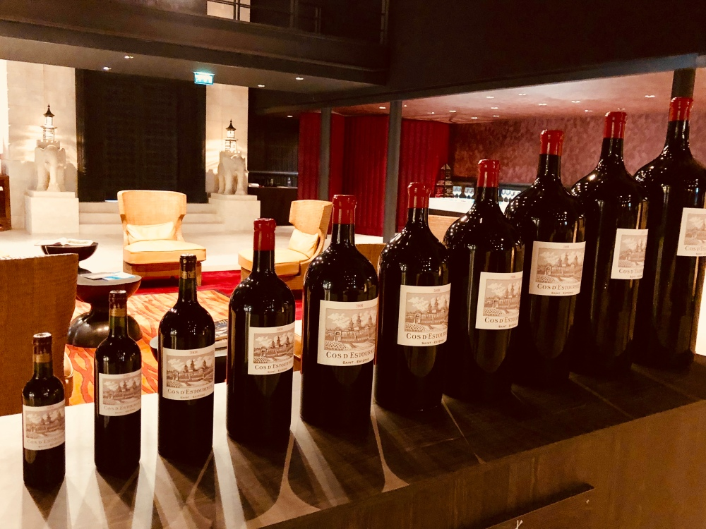 grand vin options