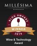 Millesima winning award seal