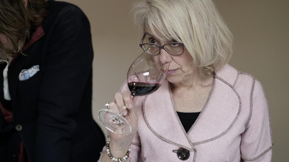 amustreadblog Debbie Gordon tasting