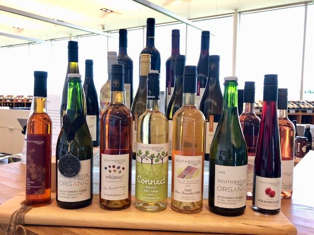 Southbrook Vineyard wines