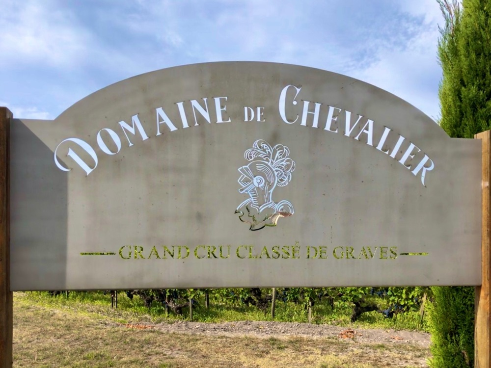 Domaine de Chevalier amustreadblog