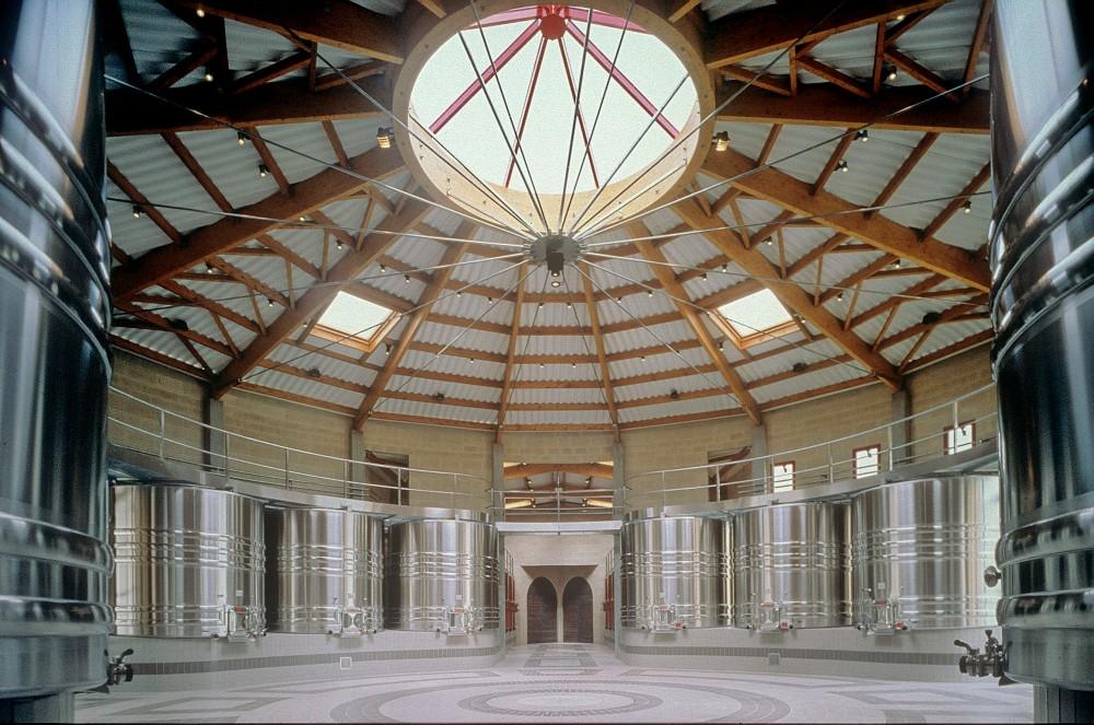 Domaine-de-Chevalier winery