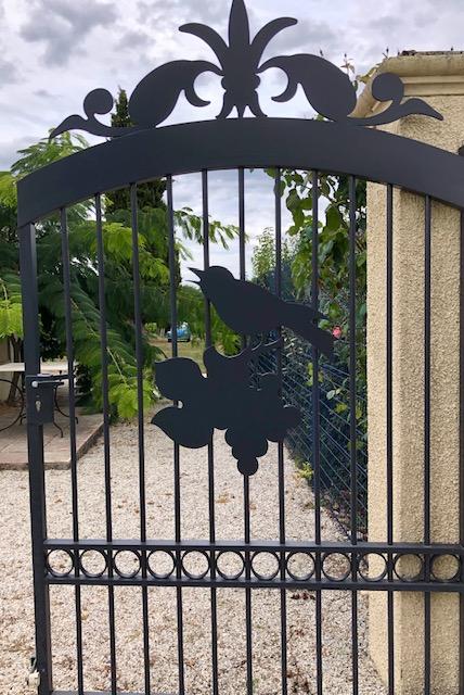 chantegrive gate