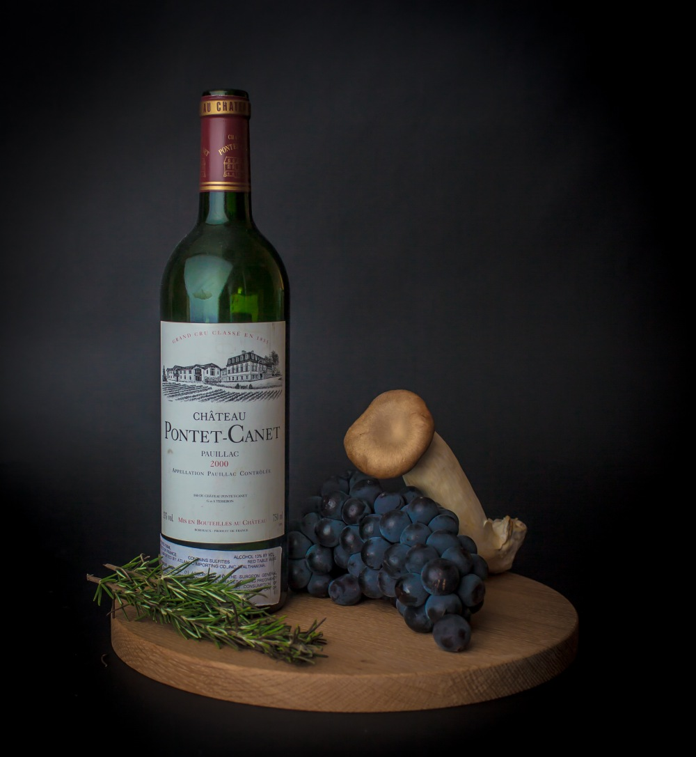 Pontet-Canet WineMemoir Xingyu Chen