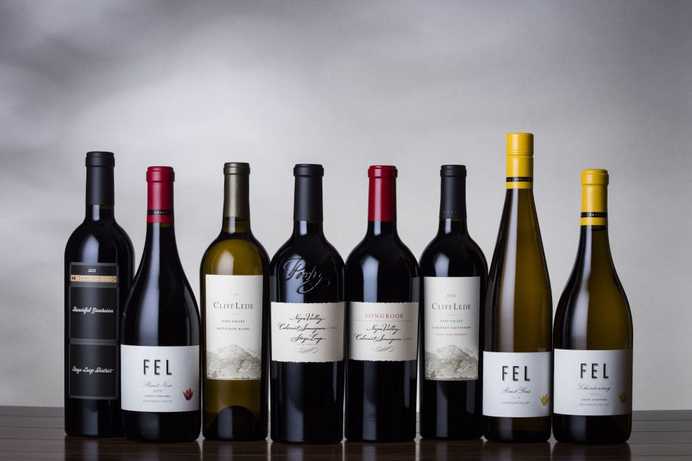 Cliff Lede Vineyards and FEL Wines