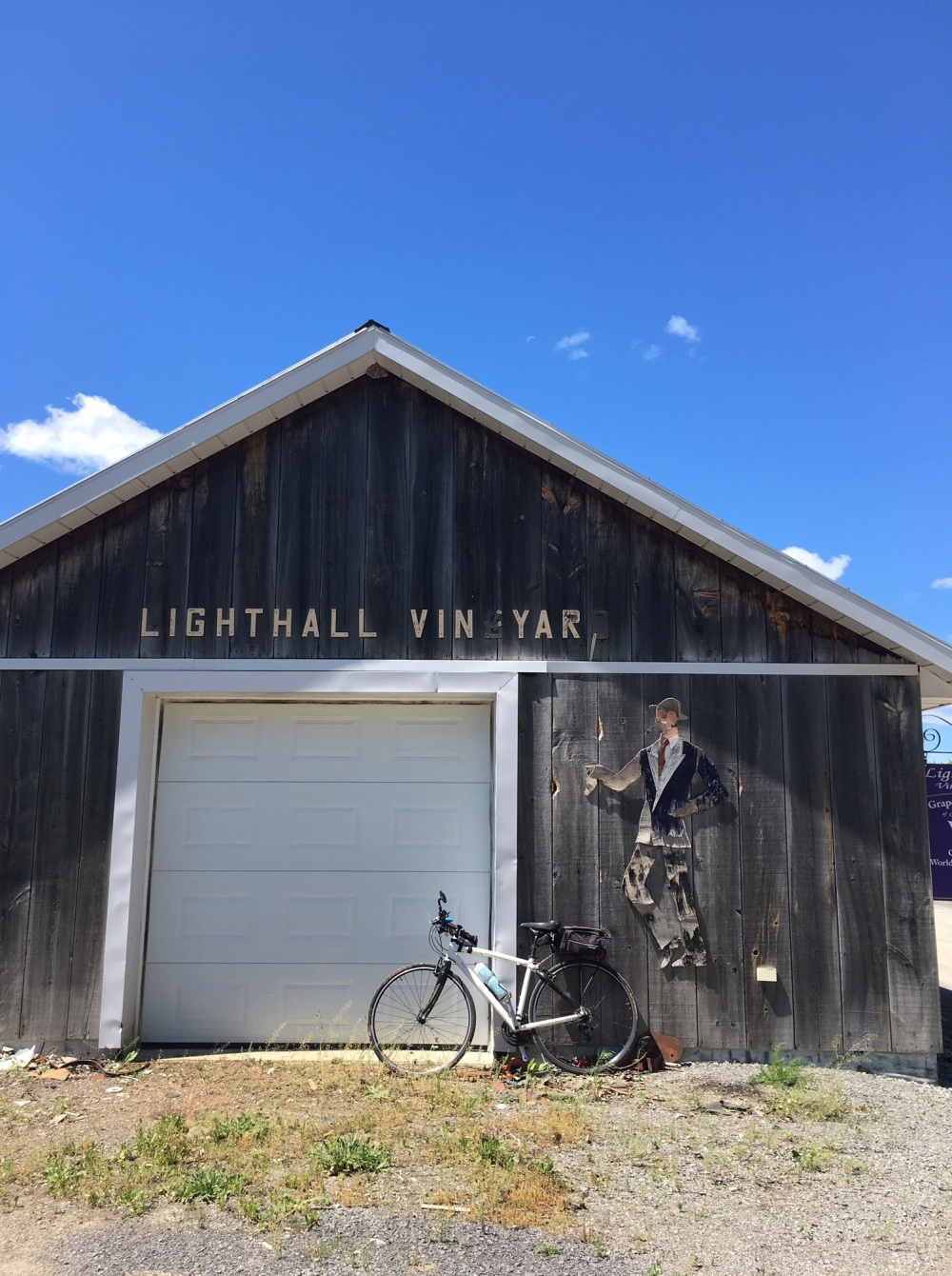 Cathy Doyle - Lighthall Vineyards