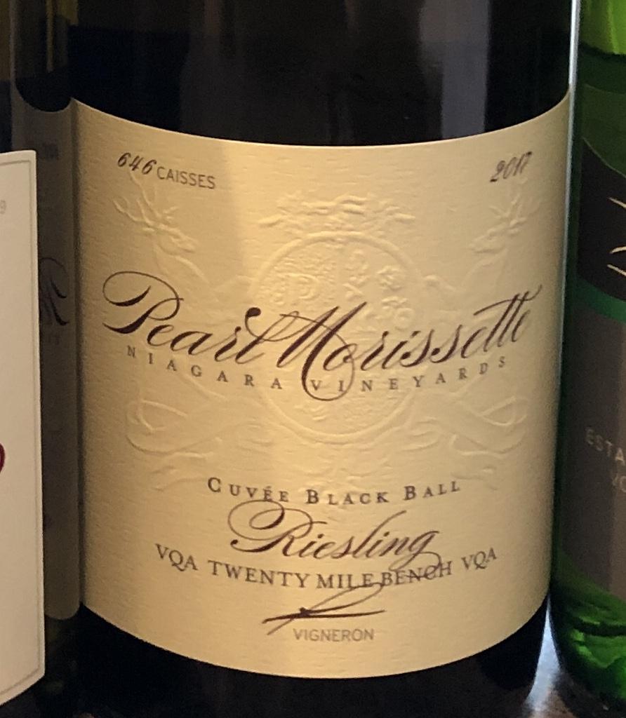 Pearl Morissette bottle